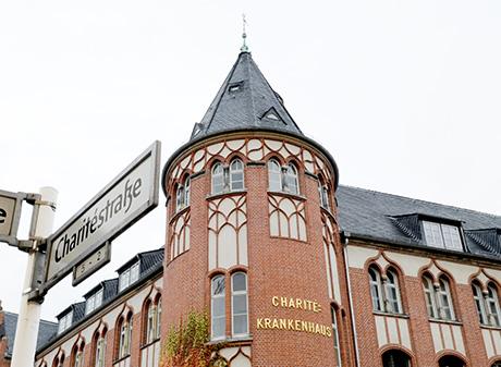 Charité Campus Virchow Klinikum Centrum Für Muskuloskeletale Chirurgie Berlin